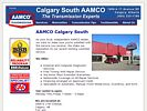 Calgary Transmissions Aamco